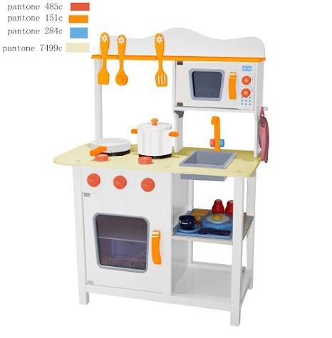 טוב מאוד קרונית מטבח לילדים דגם אביב CJ-14